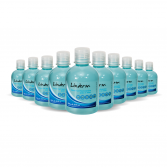 KIT ALCOOL GEL ANTISSEPTICO PARA AS MAOS C/ 10 UN 250GR